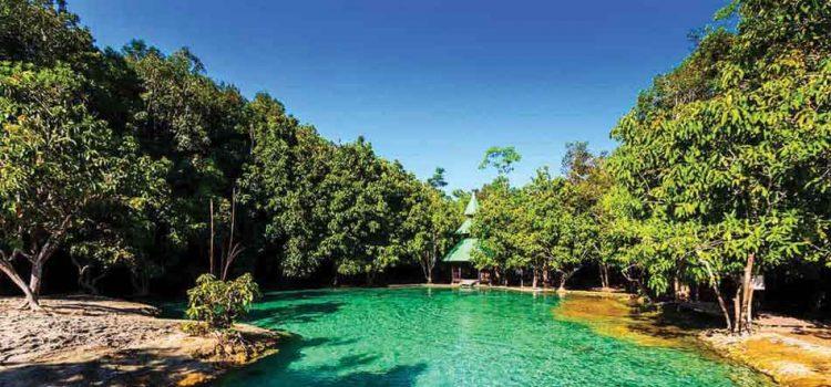 Emerald-pool
