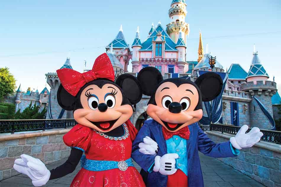 Disneyland-one