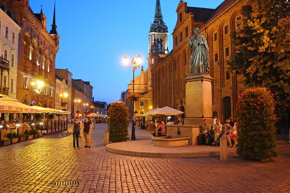 Torun-city